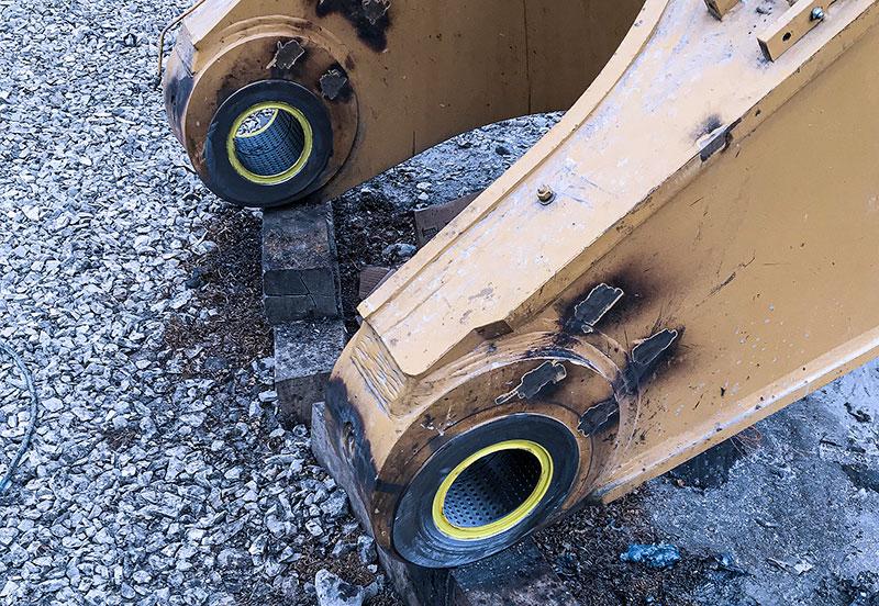 Salvage Repairs Example Photo